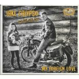 "CD ✦ JAKE CALYPSO ✦ ""My Foreign Love"" 12 Tracks Of Energic Rockabilly!!!.Hear♫"